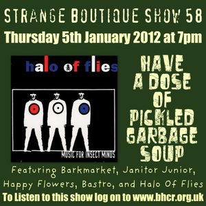 The Strange Boutique Show 58