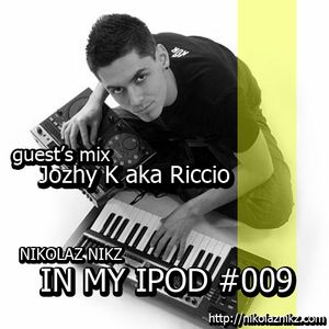 In my iPod #009 [guest mix by Jozhy K]