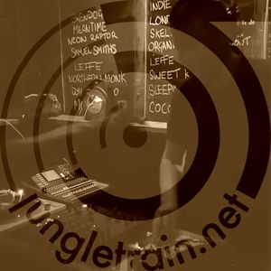 DJ Problem Child - Live On Jungletrain.net 21.8.2019 (93-94 Darkside Jungle Selection)