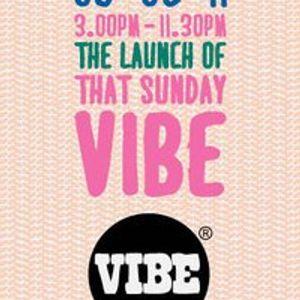 Matthew Bandy Live @ That Sunday Vibe / Vibe Bar