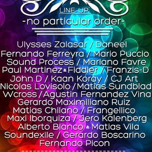 Paul Martinez B2B Fiddler - Guest Set For Ilussions Anniversary (2013.01.29)