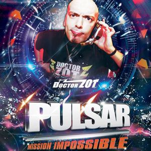 Doctor Zot ft. Mc Ivan Maister @ PULSAR Mission Impossible - Chlaet Club - Torino 07.12.15