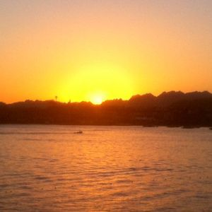 John Eltong: This is Naama Bay
