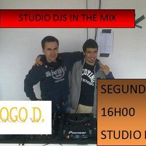 STUDIO DJS IN THE MIX - 8 SETEMBRO 2014