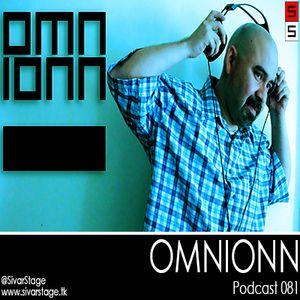 Sivar Stage Podcast 081 - Omnionn 22/02/13