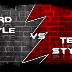 Hardstyle Vs Tekstyle Xplosion @Oscar Beater