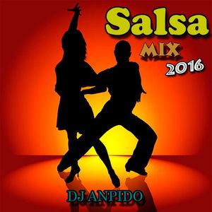 Dj AnpidO - Mix Salsa Bailable 2016