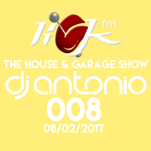 ANTONIO-THE HOUSE & GARAGE SHOW 008