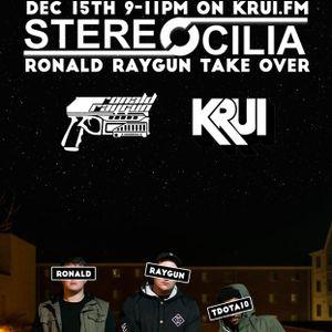 Stereocilia EP 53 (Ronald Raygun Take Over)