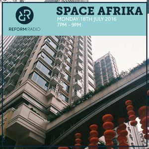 Space Afrika 18th July 2016