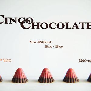 Ibiza Ko-gyo presents Cinco Chocolates 2 (Coffee.Rumba)