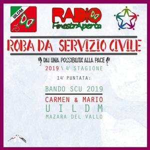 Roba da Servizio Civile - info utili Bando SCU 2019 e volontari UILDM Mazara