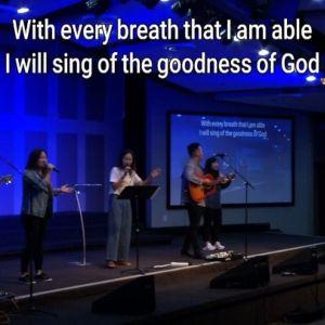 2019/09/22 HolyWave Praise Worship