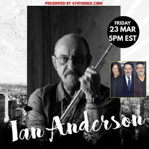Live From Dennis' House (03.16.18) Exclusive Interview Ian Anderson