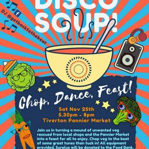 Disco Soup Tiverton November 2017