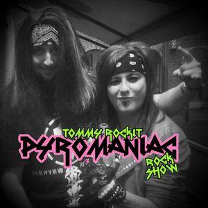 i96 Radio - Tommy Rockit Pyromaniac Rock Show - Richie Kearns - 26/03/16