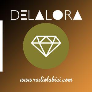Delalora 11 - 04 - 2017 en Radio LaBici