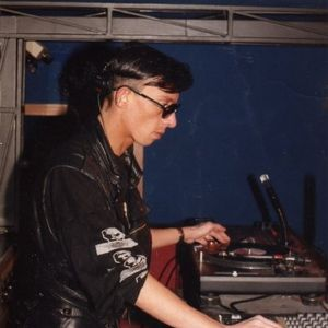 Luca Colombo @ Sueno de Ibiza, S.Teodoro (NU) ITA - 08.1994