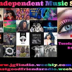 The Independent Music Show With Dj Blossom 2 Hour Special 04 07 2017