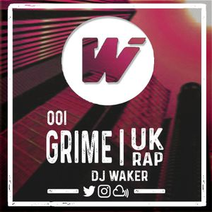URBAN UK 001 - DJ Waker