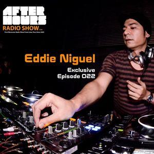 Eddie Niguel (HEY! Records) on Afterhours Radio Show - Episode 022