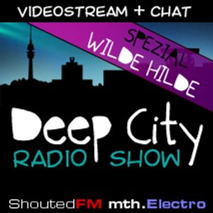 Deep City Radio Show #9 - shouted.fm - mth.electro - 23.01.2011 - Andizzzii