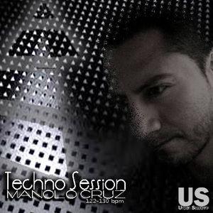 Manolo Cruz - Techno Session