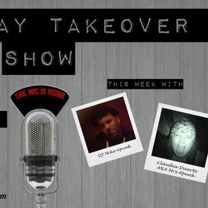 Thursday Takeover Show with Claudia Duarte