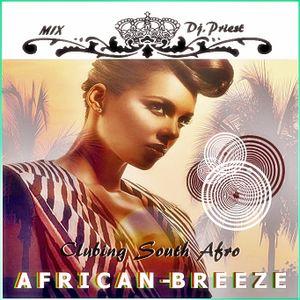 A F R I C A N -B R E E Z E                                        Mix by Club Diva Priest since 1985