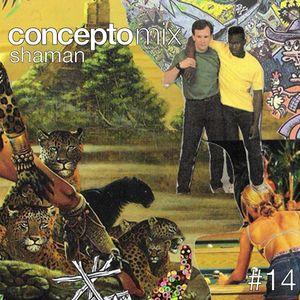Concepto MIX #14 Shaman