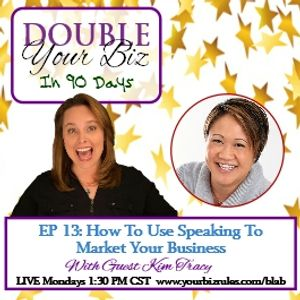 How To Market Your Business Using Speaking