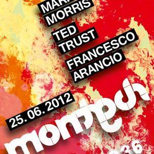 Mark Morris live! @SO36 Berlin 25-05-2012