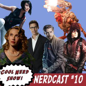 Nerdcast 10: Nerds After Dark