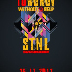 STNL - LIVE @ WiTHOUT_HELP - 10th BDAY Bash (25.11.2017)