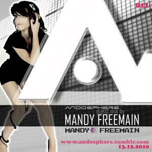 Andosphere pres. Guest mix 011 by MANDY FREEMAIN