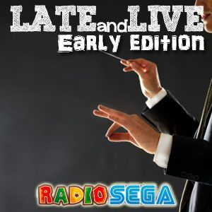 Late and Recorded - E19E - Early Edition Orchestral Mix (15th June 2012)