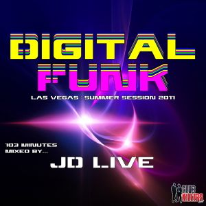 Digital Funk Mixed by JD Live