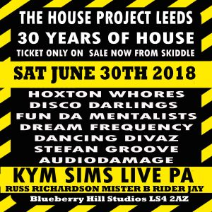 the house project leeds vol 1 mixec by stefan groove