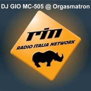 DJ GIO MC 505 - Orgasmatron #01