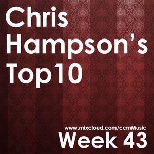 Chris Hampson's Top 10 - Week 43