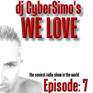 WE LOVE: Episode 7,  The sexiest radio show