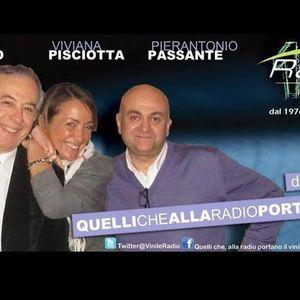 QUELLI CHE ALLA RADIO PORTANO IL VINILE 12-05-2015