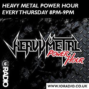 Heavy Metal Power Hour with Metal Messiah on IO Radio 301117