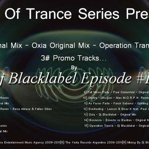 SENSE OF TRANCE SERIES EPISODE #14 BY DJ BLACKLABEL