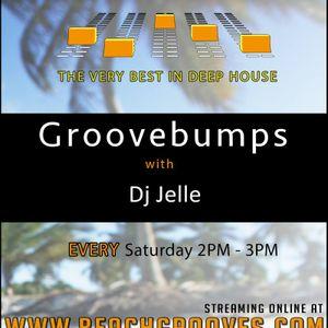 Deejay Jelle (JVR) - BeachGrooves Radio podcast Episode 59 (deephouse/house)
