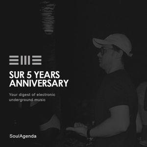 SUR 5Y anniversary: SoulAgenda