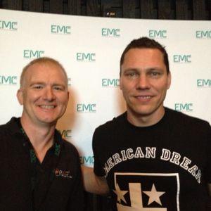 EMC2012 Radio Special - Tiesto Keynote Pt 2