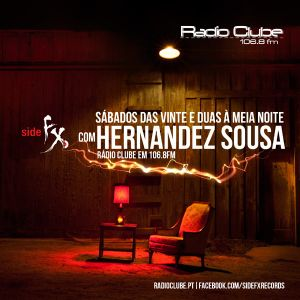 Nuno Marcial, Saide fx Radio Program