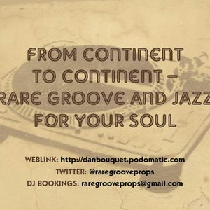 RARE GROOVE SHOW: OFF THE DIAL 20th June 2012