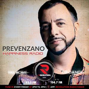 HAPPINESS RADIO (PROVENZANO)